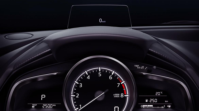 El Mazda 2 Hatchback i Grand Touring AT 2020 resena opiniones mejoró sudiseño interior