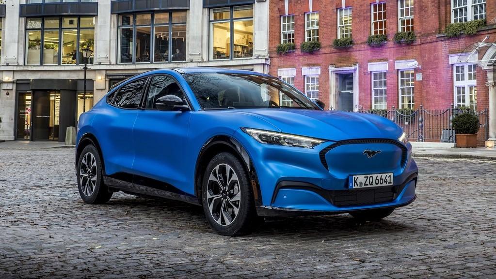 Ford sabe que la Mustang Mach-E es uno de sus modelos clave para el futuro