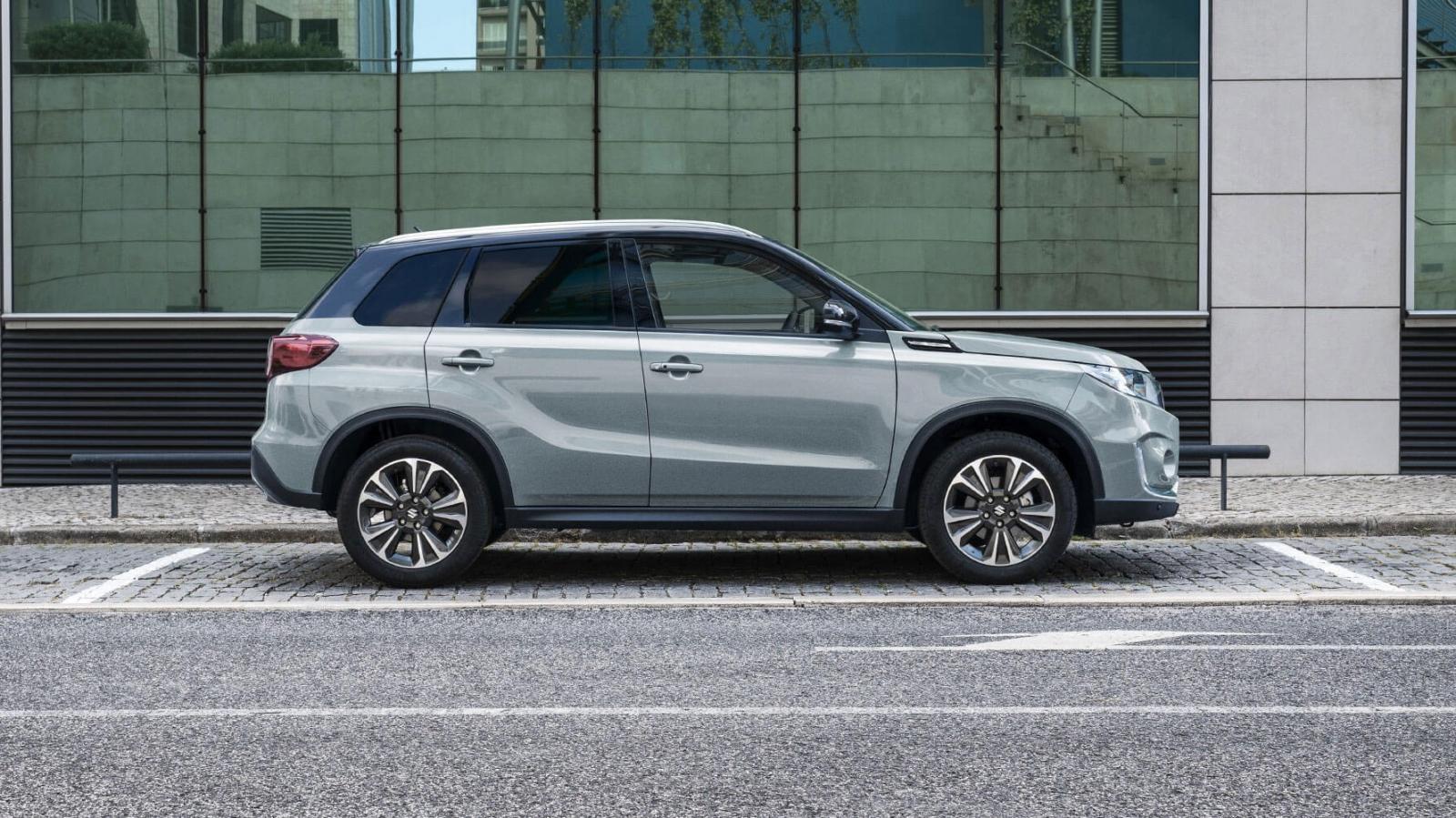 Suzuki Vitara Boosterjet All Grip 2020 resena opiniones Es una camioneta que se adapta de buena forma a la vida familiar