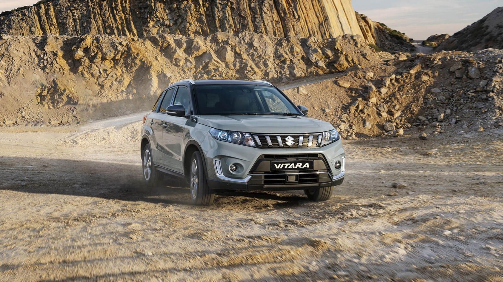 Su paquete de seguridad Suzuki Vitara Boosterjet All Grip 2020 resena opiniones inspira confianza e invita a salir a carretera con la familia