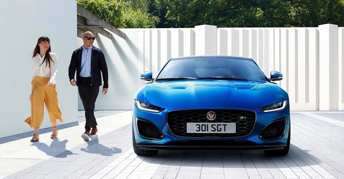 Jaguar F-Type 2021 precio en México