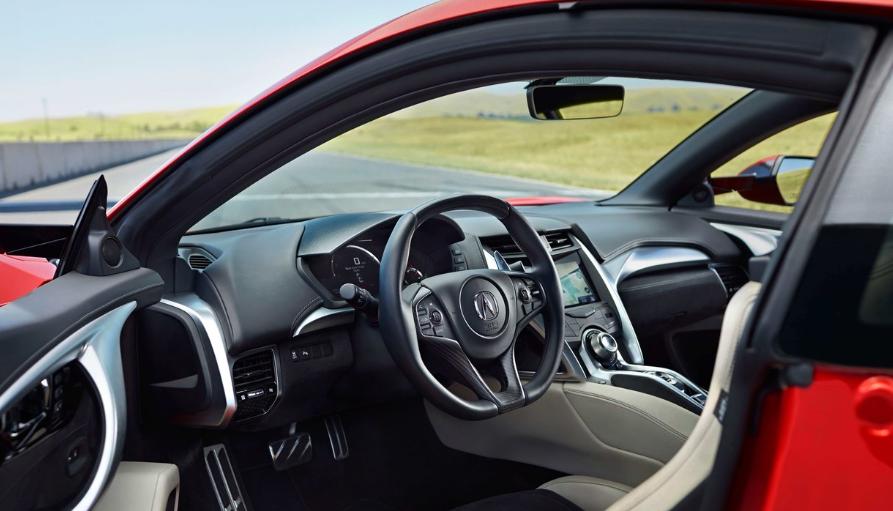 Acura NSX Exclusive 2020 resena opiniones