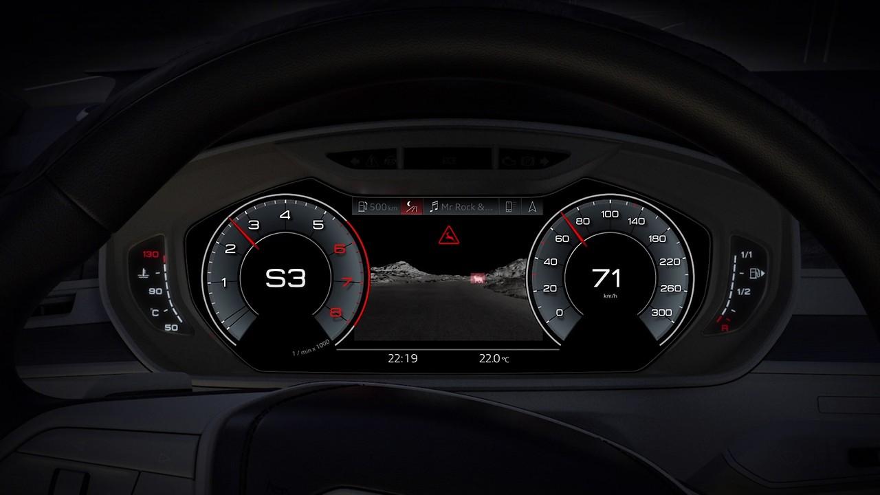 Los sistemas de visión nocturna ayudan a la conducción