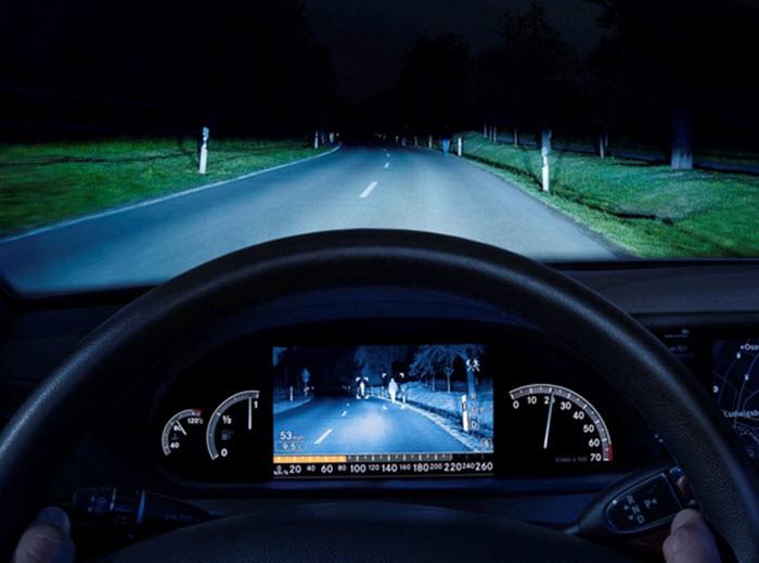 Los sistemas de visión nocturna aún no son tan comunes
