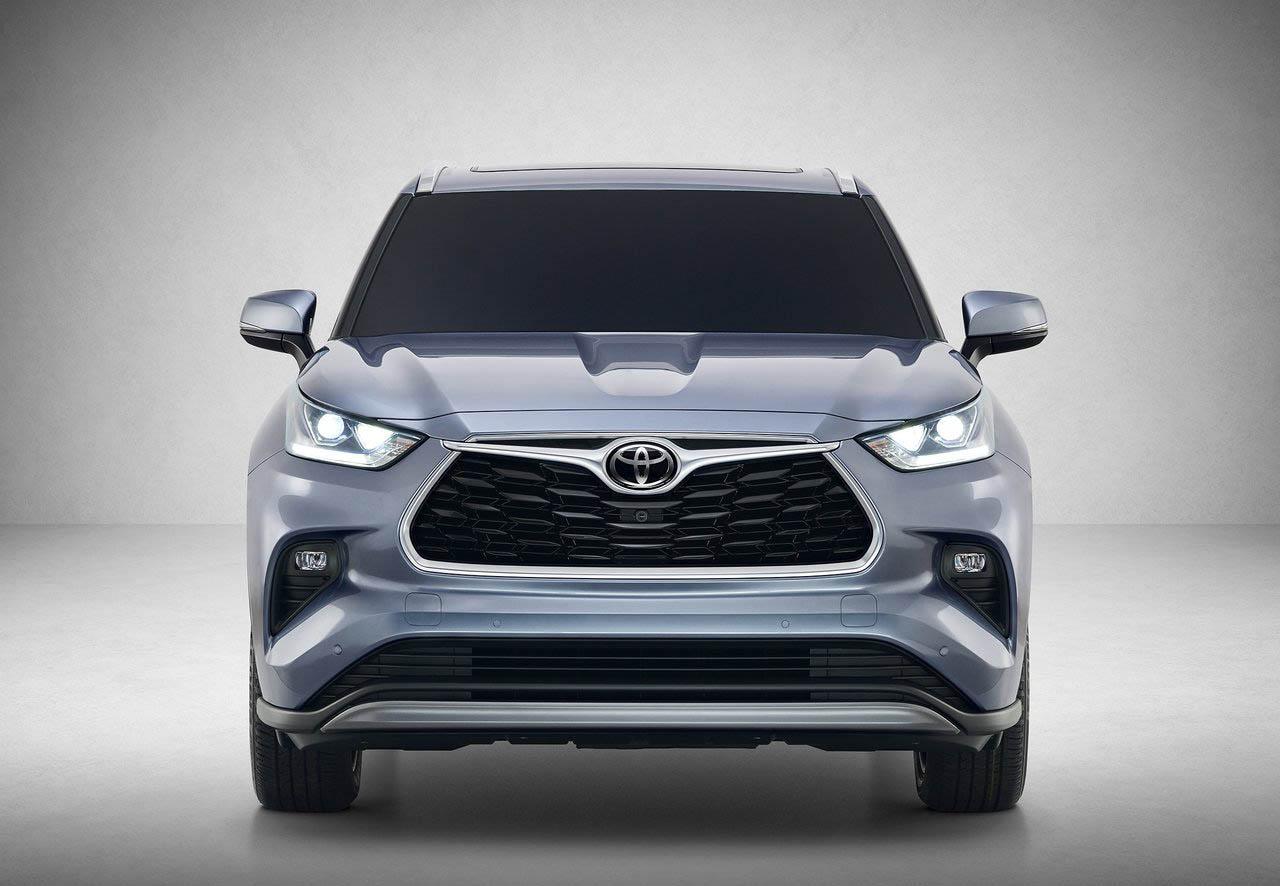 La Toyota Highlander 2020 tiene tres filas de asientos