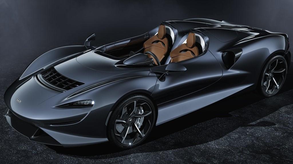 La producción del McLaren Elva se rebajó 150 unidades