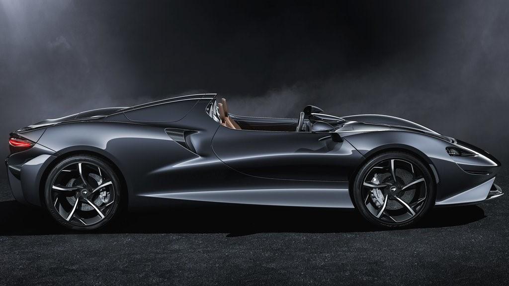 McLaren explicó que se trata de hacer valer la exclusividad del modelo