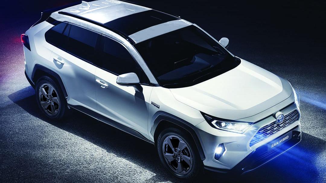 La Toyota RAV4 Hybrid 2020 resena opiniones tiene un diseño robusto y tecnológico