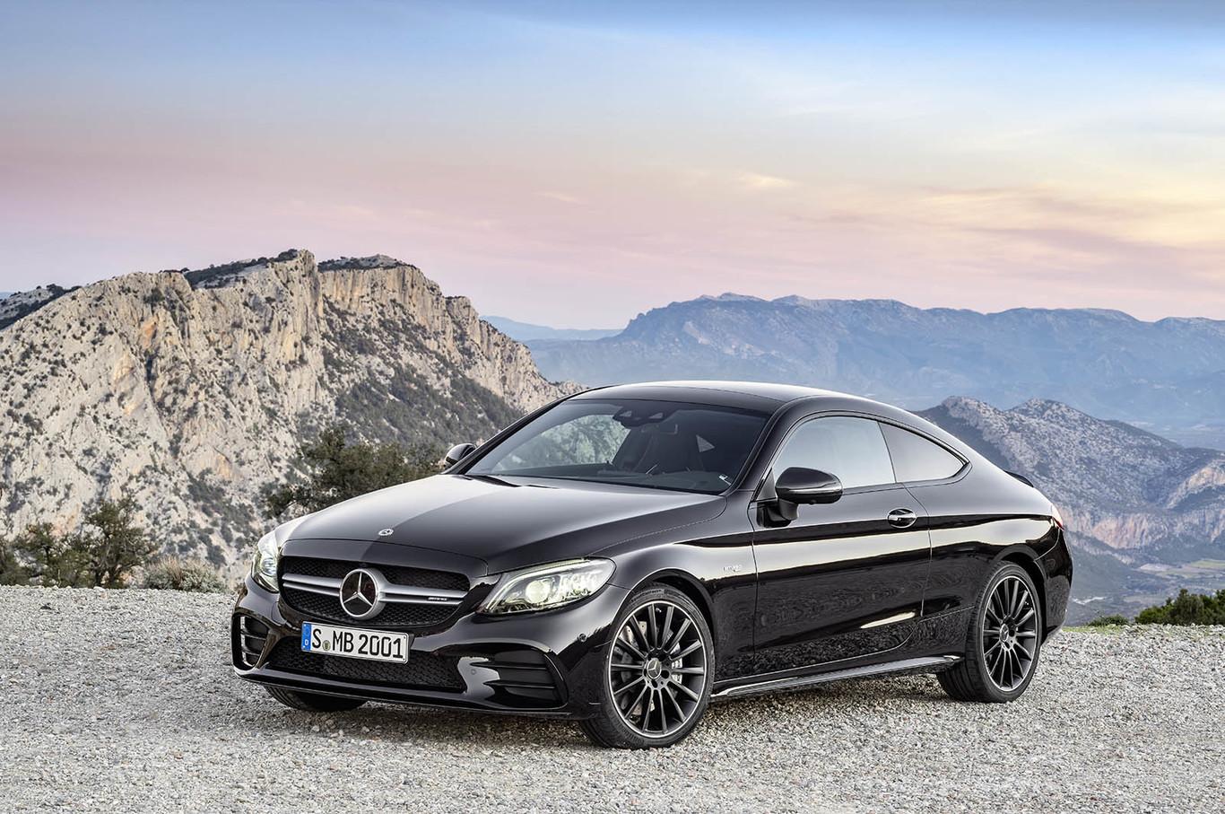 Mercedes-Benz Clase C Coupé 2020