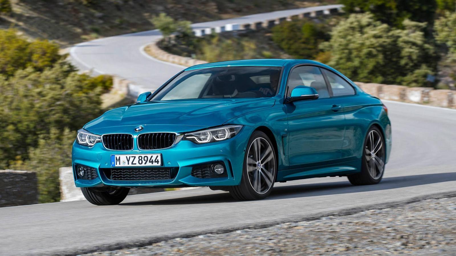 BMW Serie 4 2020