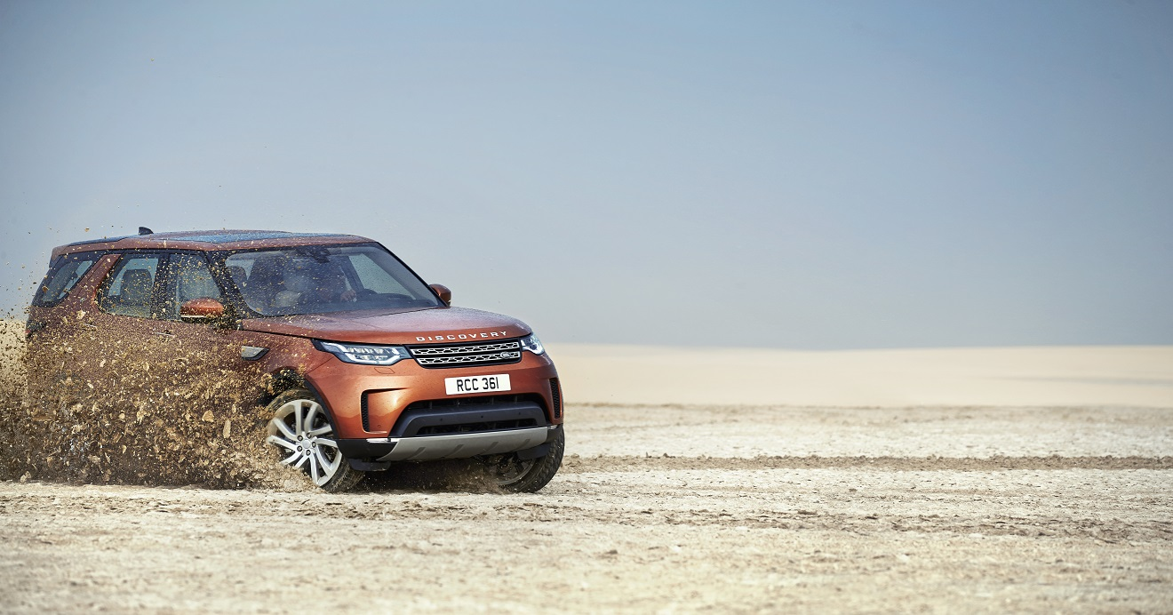 Land Rover Discovery HSE Luxury 2020 resena opiniones