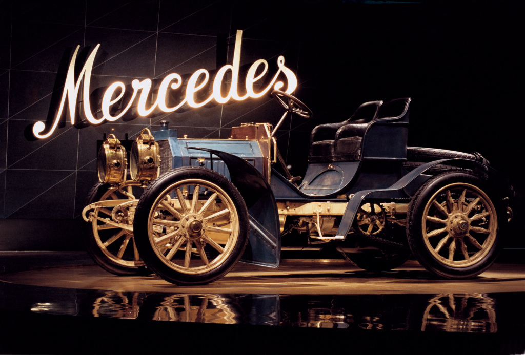 Mercedes, la niña que dio nombre a toda una marca