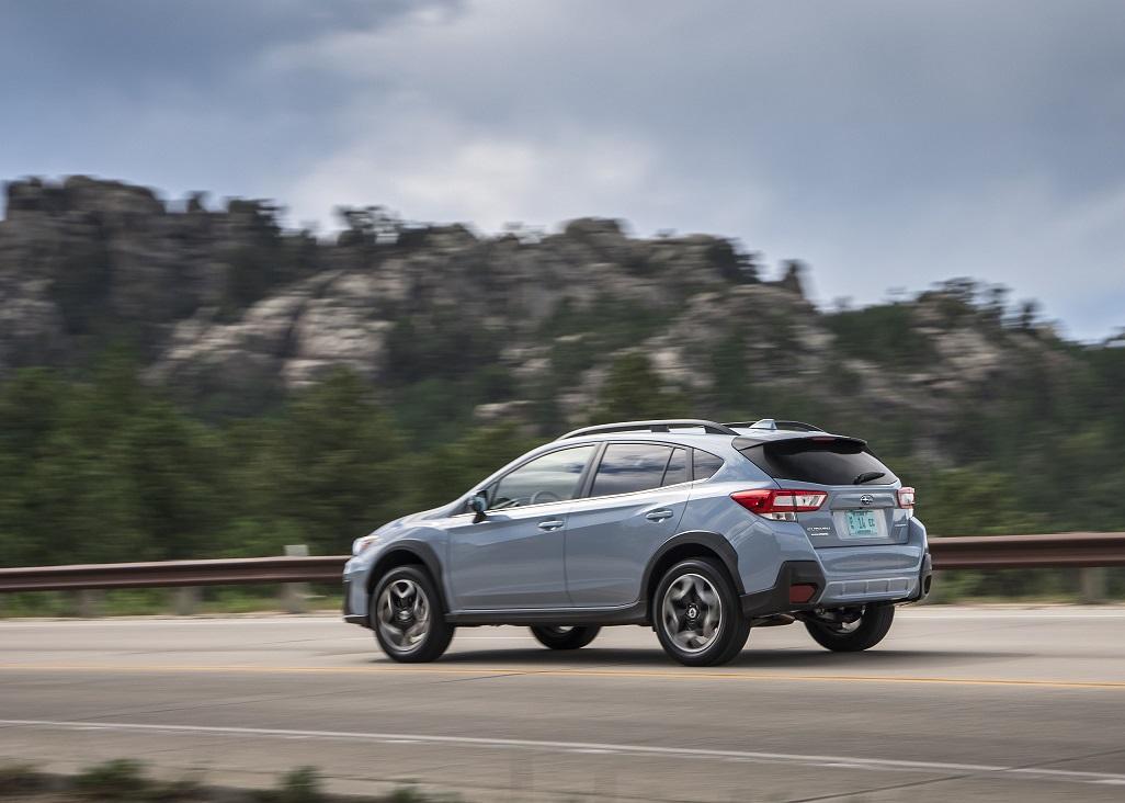 Subaru XV Limited + EyeSight CVT 2020 resena opiniones