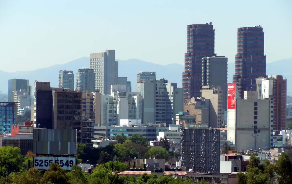 La Ciudad de México se encuentra en jornada de aislamiento