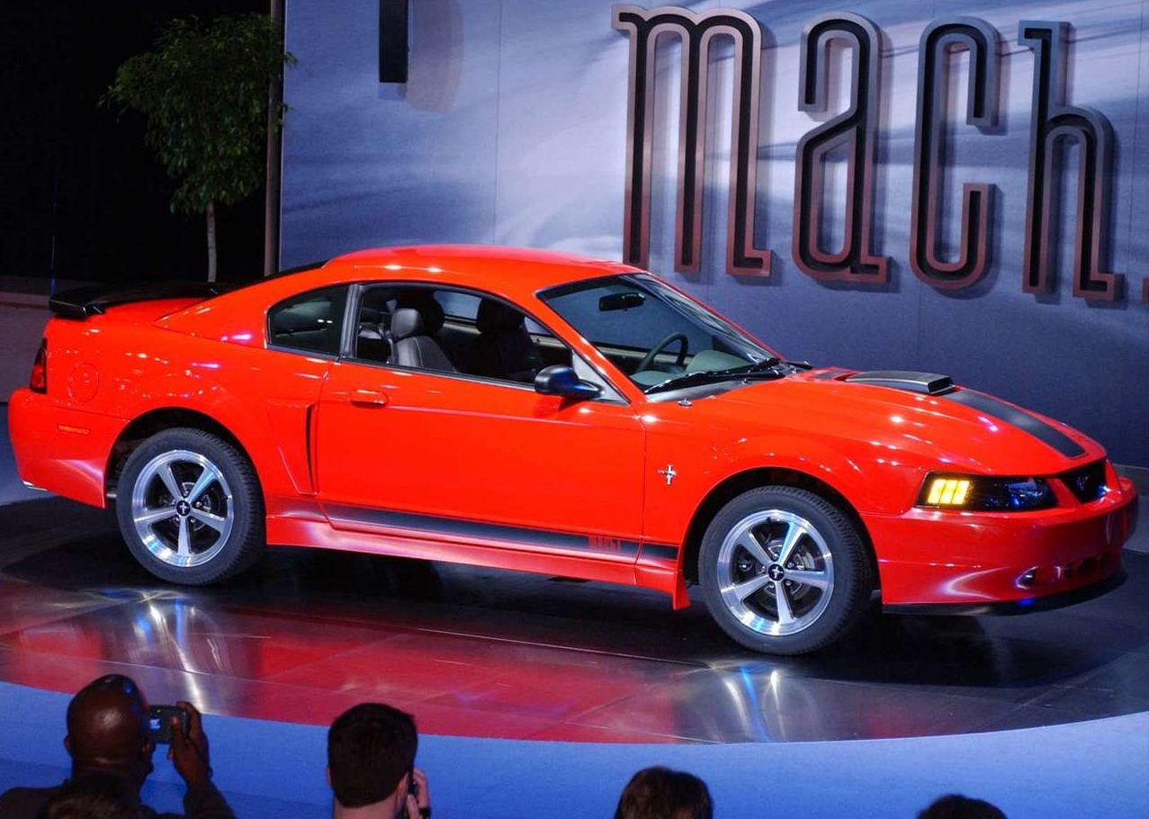Ford Mustang Mach 1 2003