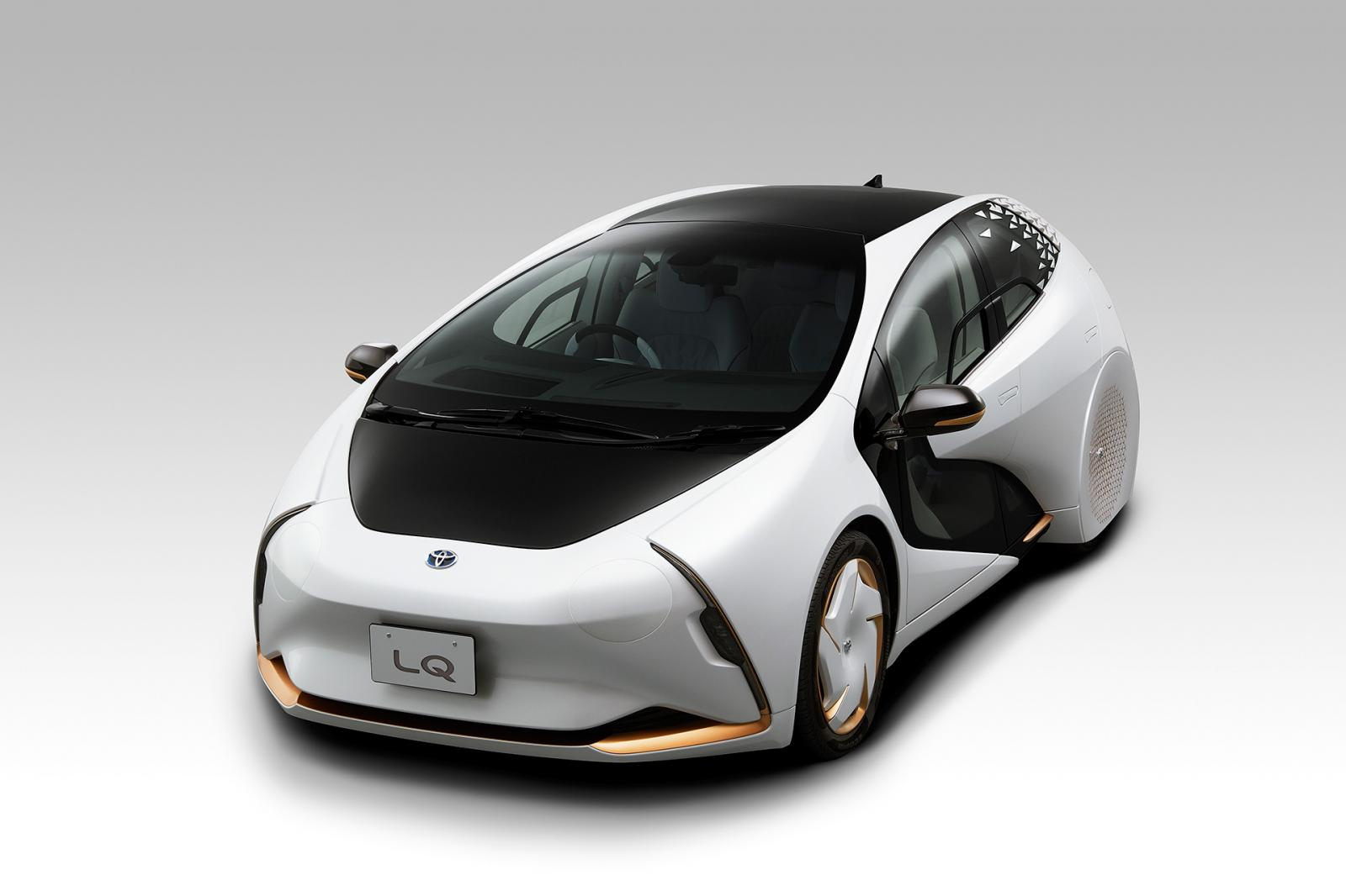 Toyota LQ es un concepto de auto eléctrico la marca