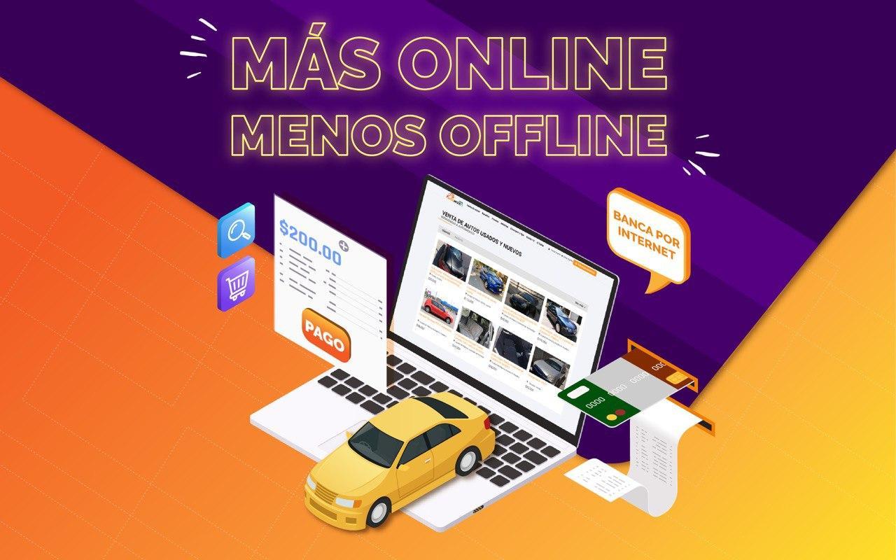 Pago en línea en Automexico.com