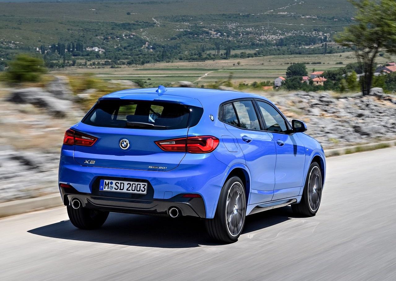 BMW X2 sDrive 20iA M Sport 2020 resena opiniones