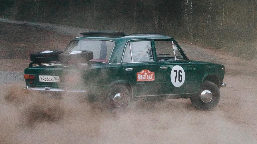 Convertirse en piloto de rally requiere un esfuerzo económico considerable