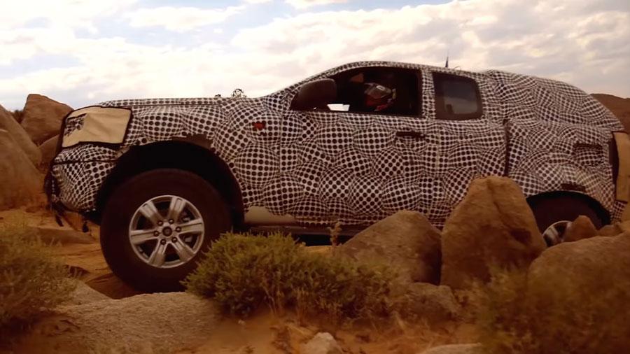 La producción de la Ford Bronco Sport arrancaría hasta el próximo mes de septiembre