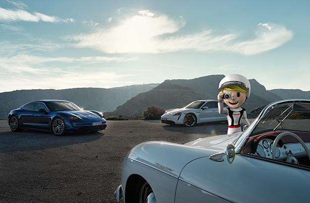 Porsche 4 Kids 1
