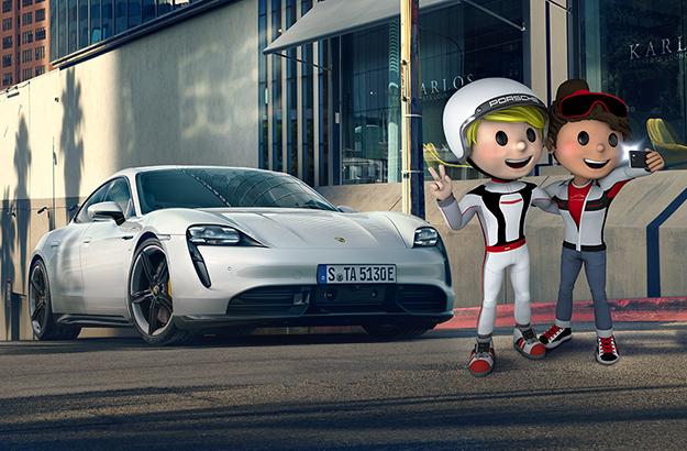 Porsche 4 Kids 3