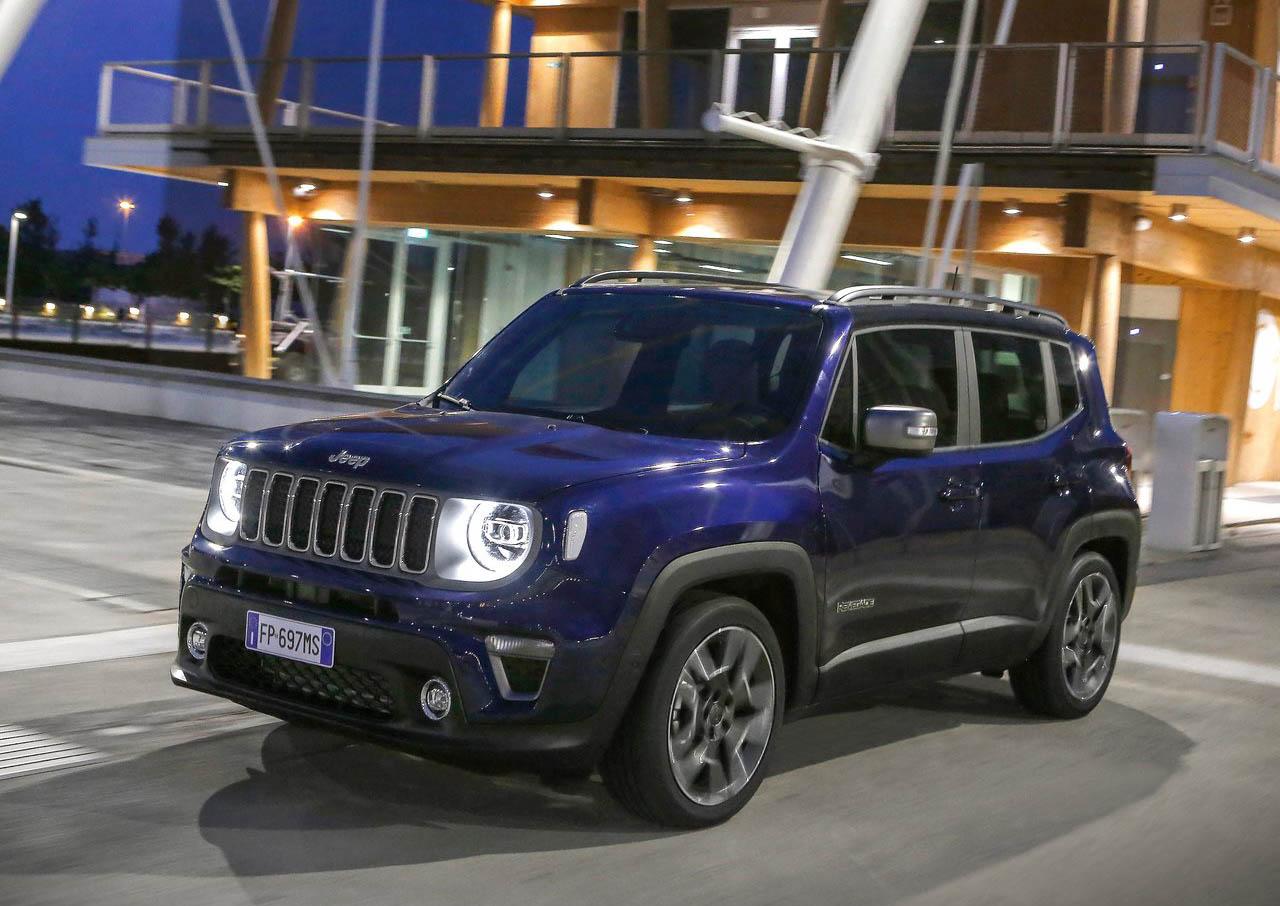 La Jeep Renegade Limited 2020 resena opiniones tiene buen equipamiento tecnológico