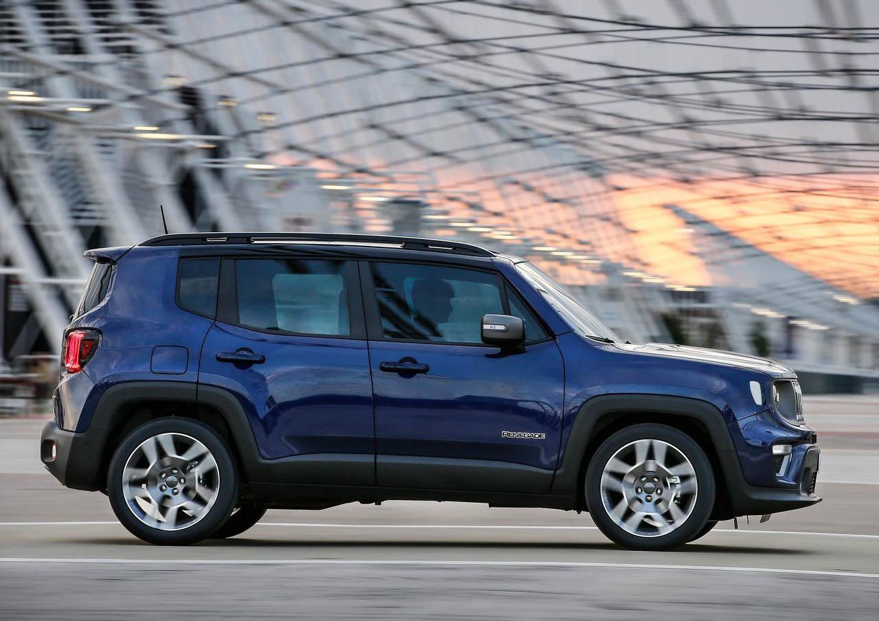 La Jeep Renegade Limited 2020 resena opiniones tiene un diseño inconfundible