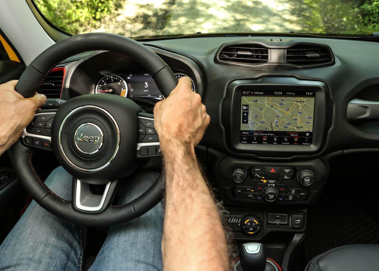 La Jeep Renegade Limited 2020 resena opiniones tiene mucha tecnología