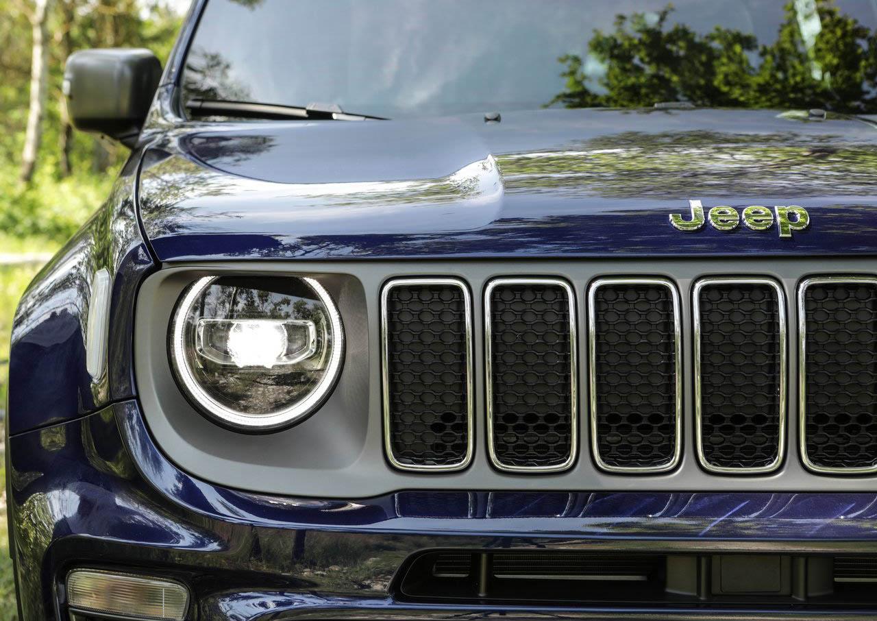 La Jeep Renegade Limited 2020 resena opiniones se vende en tres versiones en México