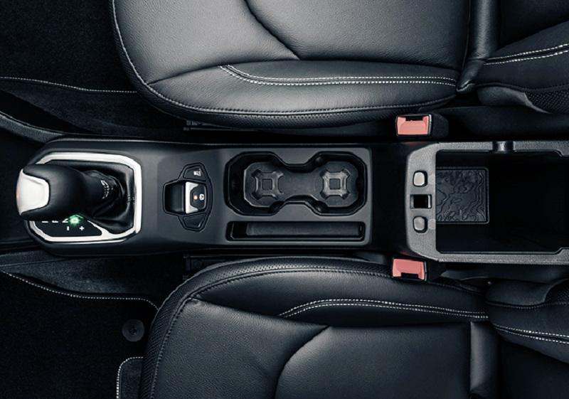 La Jeep Renegade Limited 2020 resena opiniones tiene un interior con lujo y comodidad