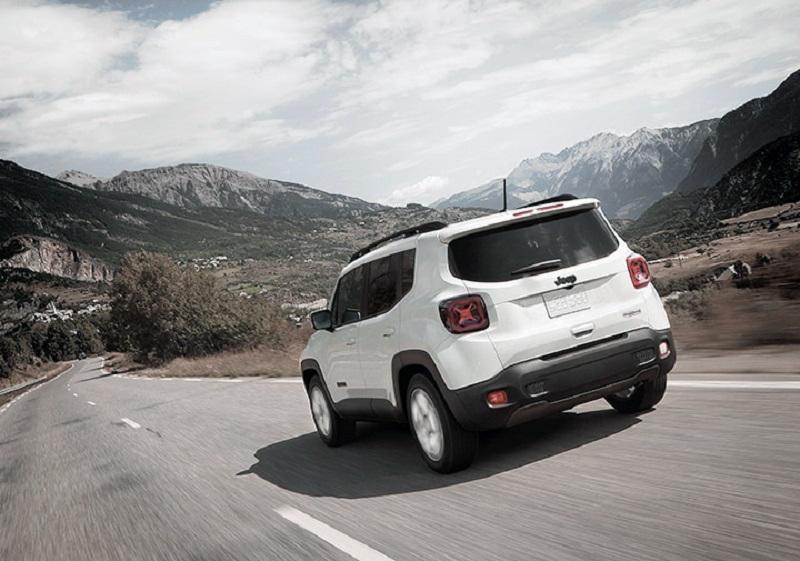 La Jeep Renegade Limited 2020 resena opiniones es muy segura