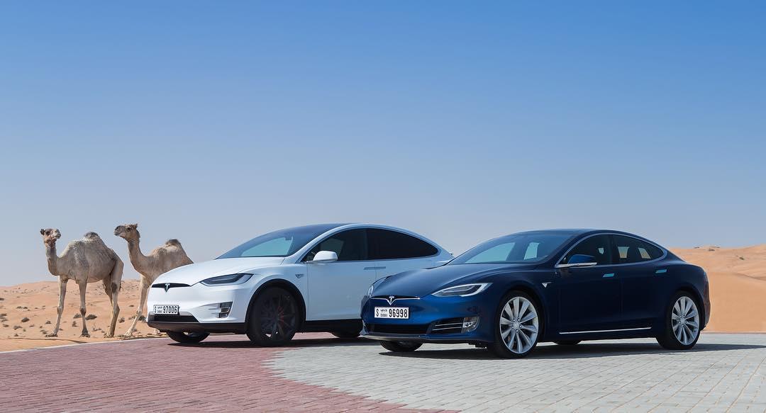 Tesla ofrecerá una paleta de colores más amplia