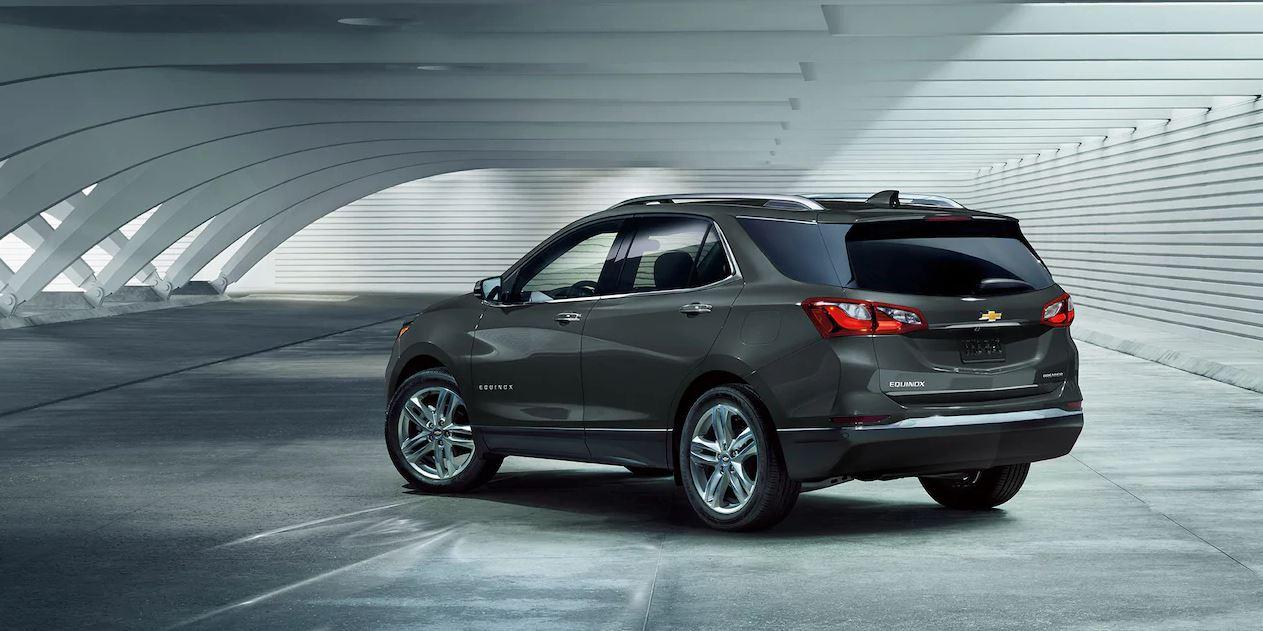 Chevrolet Equinox Premier Plus 2020 resena opiniones