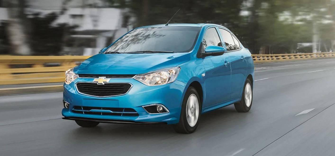 Chevrolet Aveo LTZ 2019 Reseña Ventajas Desventajas