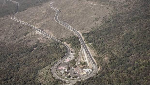 ruta con curvas, mejores carreteras de mexico
