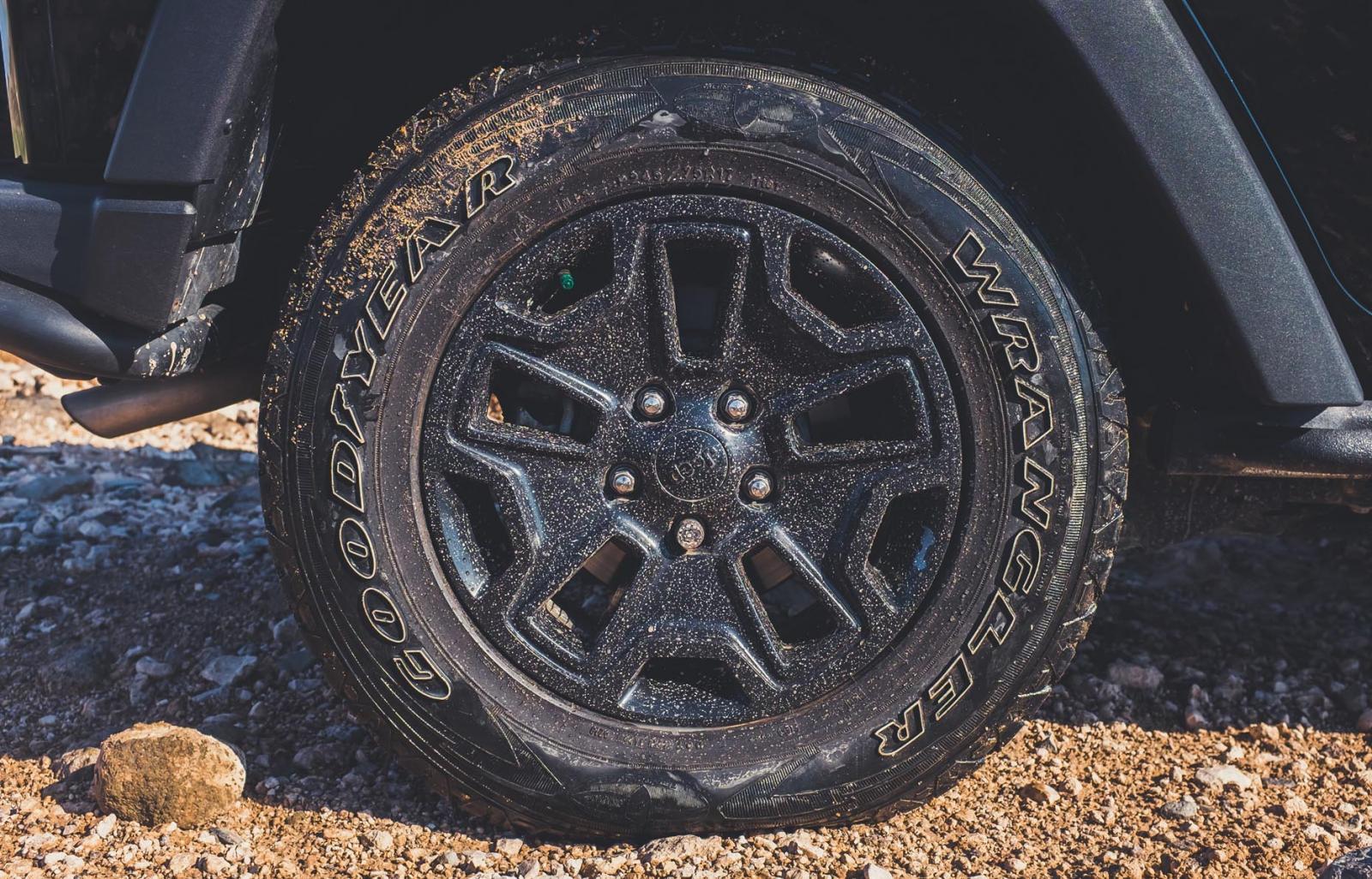 Goodyear trabaja en una nueva generación de neumáticos