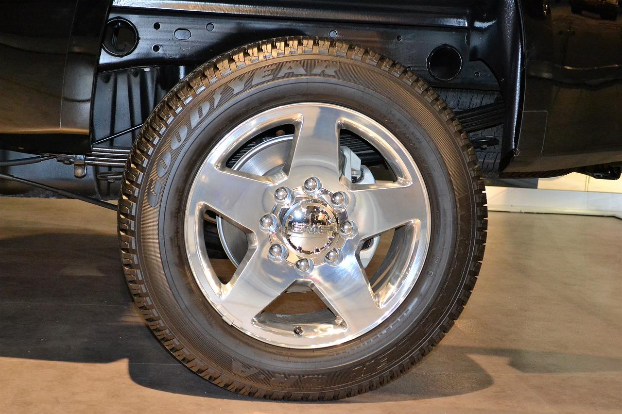 Los neumáticos conectados de Goodyear pueden dar información