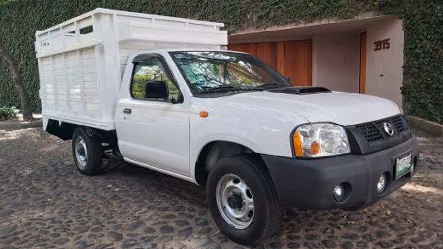 La Nissan NP300 es una camioneta muy popular dentro de la vida productiva en México