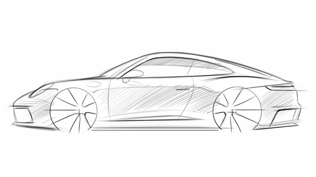 Diseño Porsche 3