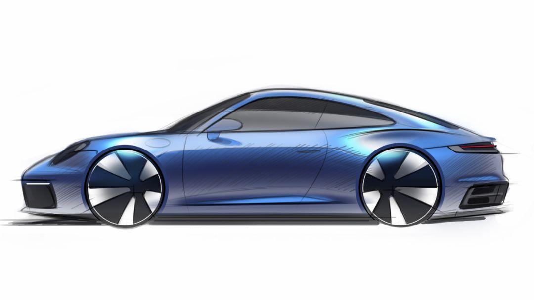 Diseño Porsche 4