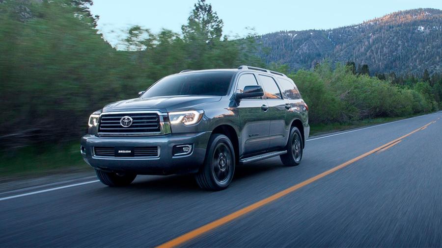 Toyota Sequoia Platinum 2020 resena opiniones Inspira confianza porque lleva un paquete de seguridad competente