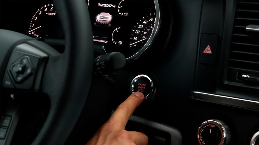 Toyota Sequoia Platinum 2020 resena opiniones Es un coche cómodo, pese a no tener una estética de primer nivel