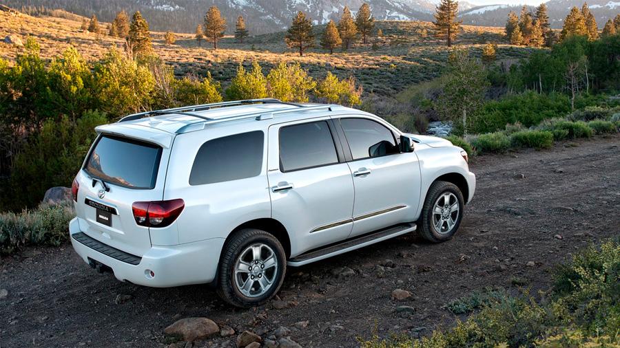 Toyota Sequoia Platinum 2020 resena opiniones Se mueve con solvencia en ciudad y carretera