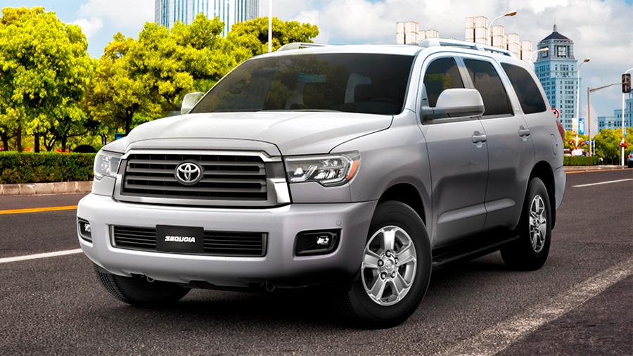 Toyota Sequoia Platinum 2020 resena opiniones Está diseñada para adaptarse a la vida de la familias numerosas