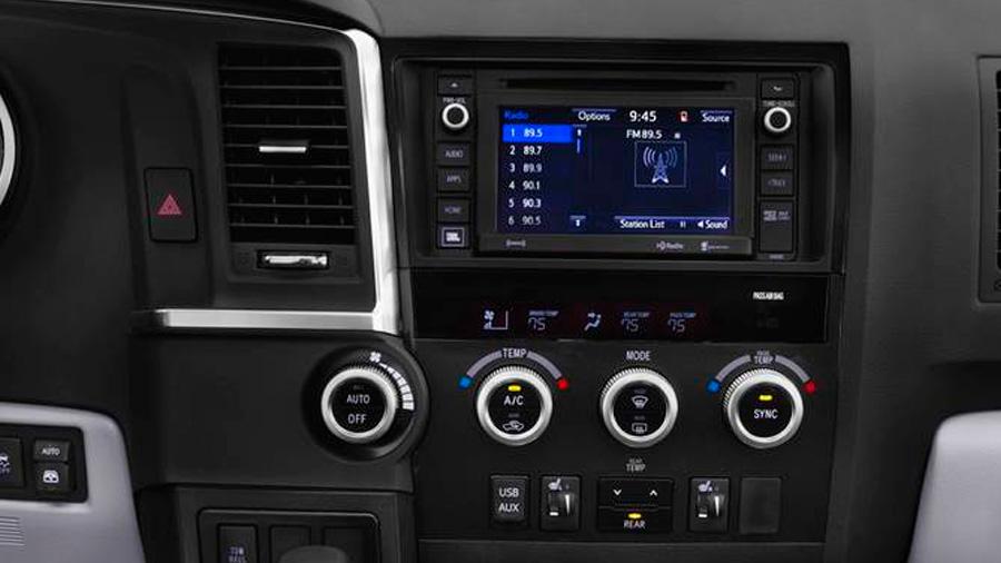 Toyota Sequoia Platinum 2020 resena opiniones Tiene tecnologías suficientes para un viaje entretenido