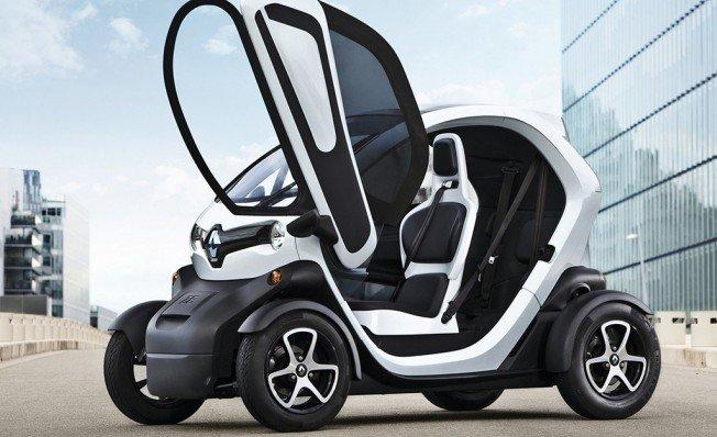 Renault Twizy 2020