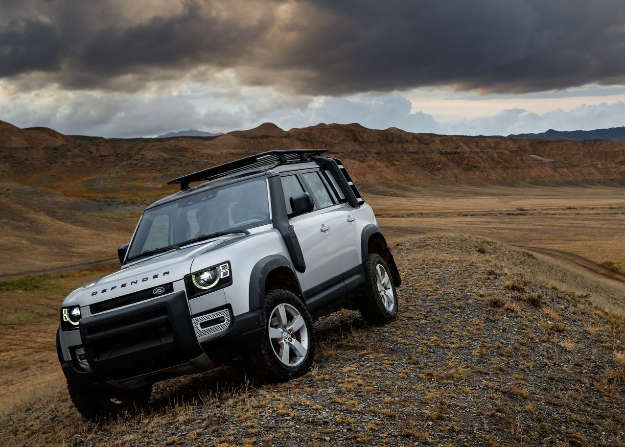 Land Rover Defender 110 First Edition 2020 resena opiniones