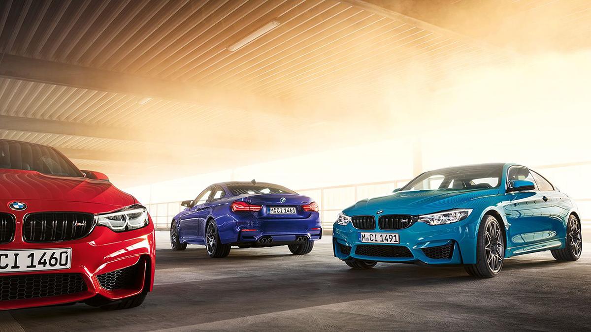 BMW M4 Coupé Manual 2020 resena opiniones