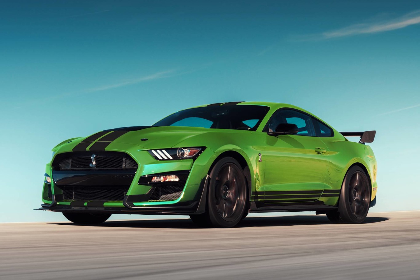 Ford Mustang Shelby 2929z